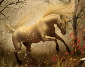 Horse in Fairytale Review